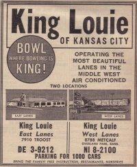 Vintage Images Of The Kansas City Missouri